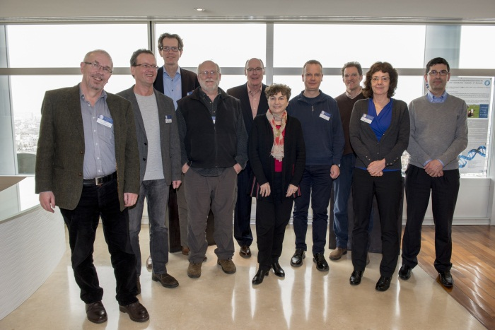 Members of International Advisory Board CRB-Anim